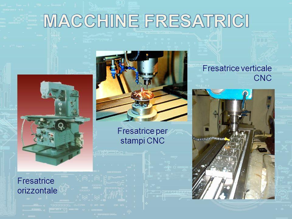 Fresatrice orizzontale Fresatrice verticale CNC Fresatrice per stampi CNC