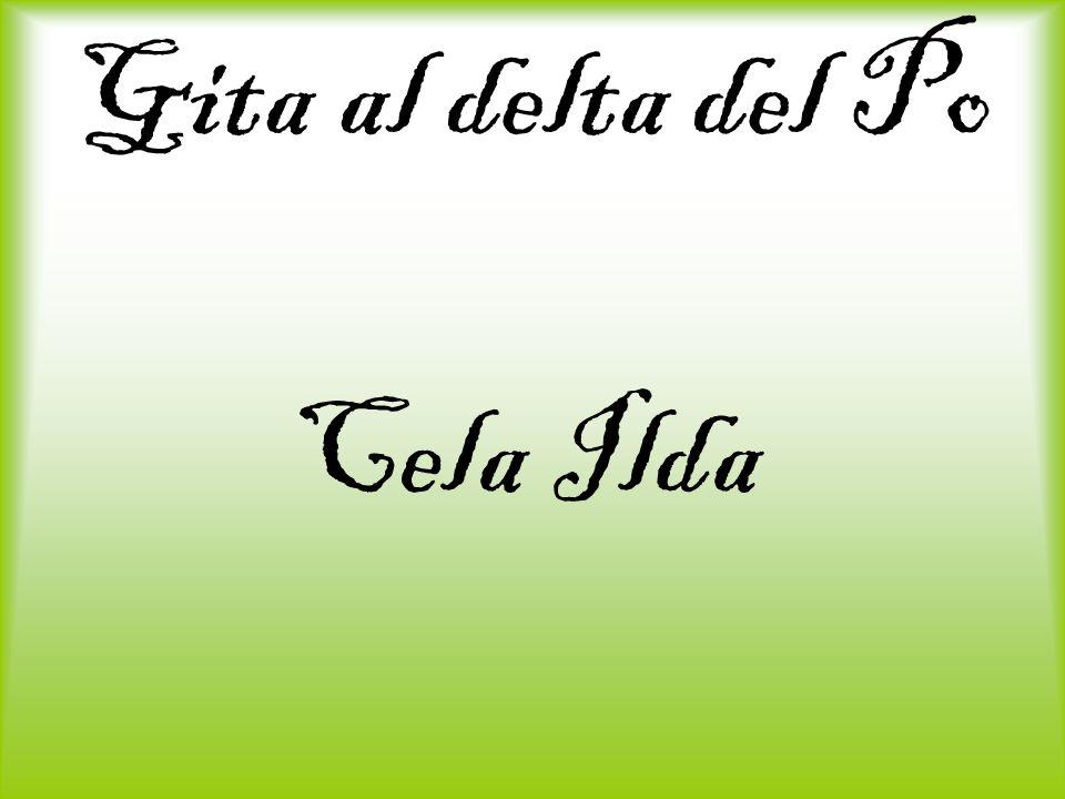 Gita al delta del Po Cela Ilda