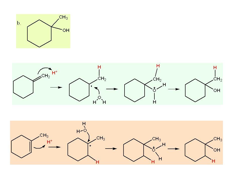 Ossidazione di un alchene a glicole