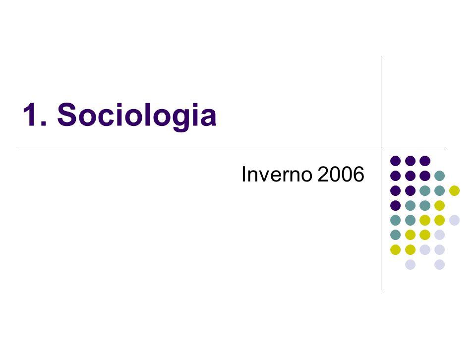 1. Sociologia Inverno 2006