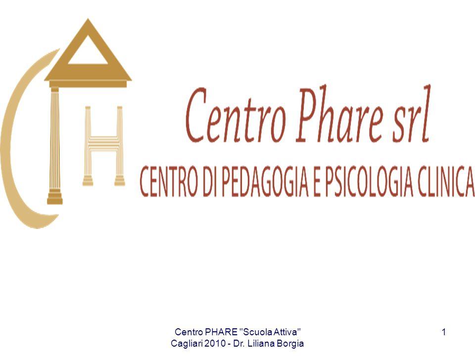 Centro PHARE Scuola Attiva Cagliari 2010 - Dr.Liliana Borgia 62 Attenzione!!.