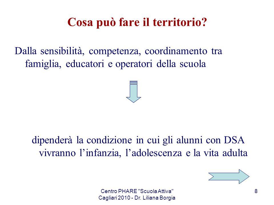Centro PHARE Scuola Attiva Cagliari 2010 - Dr.Liliana Borgia 59 Circolare n.