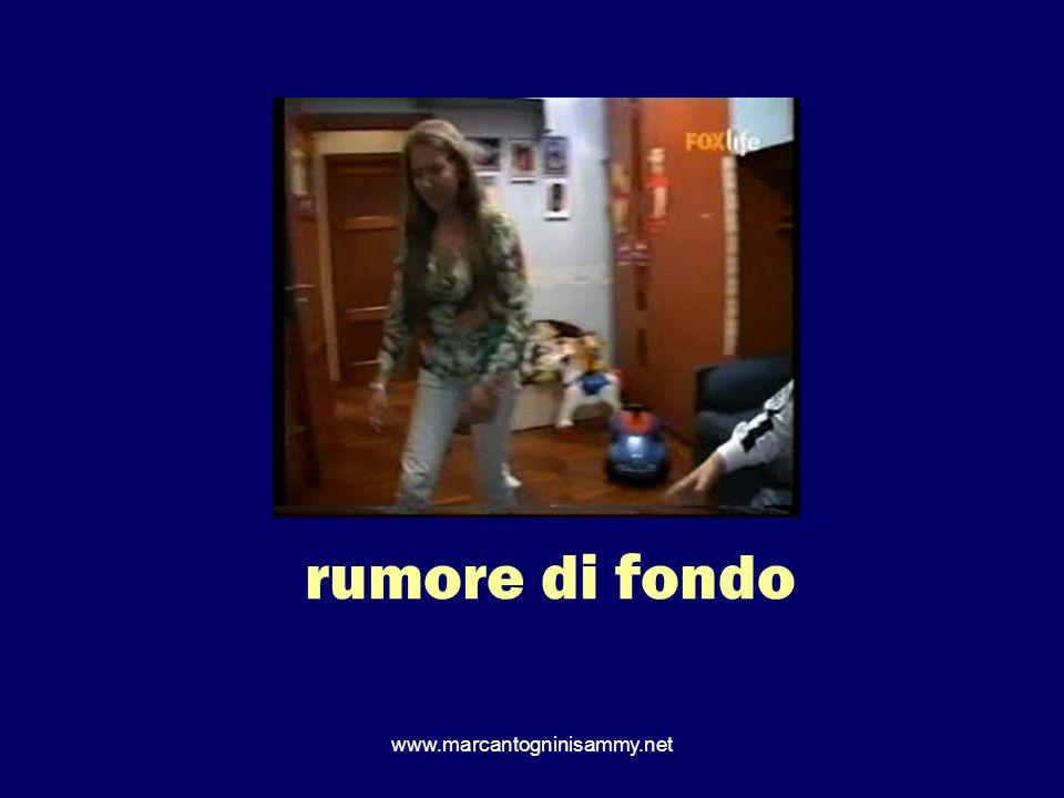 www.marcantogninisammy.net rumore di fondo