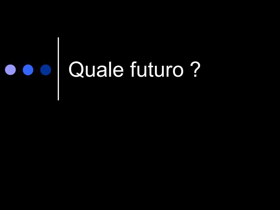 Quale futuro ?