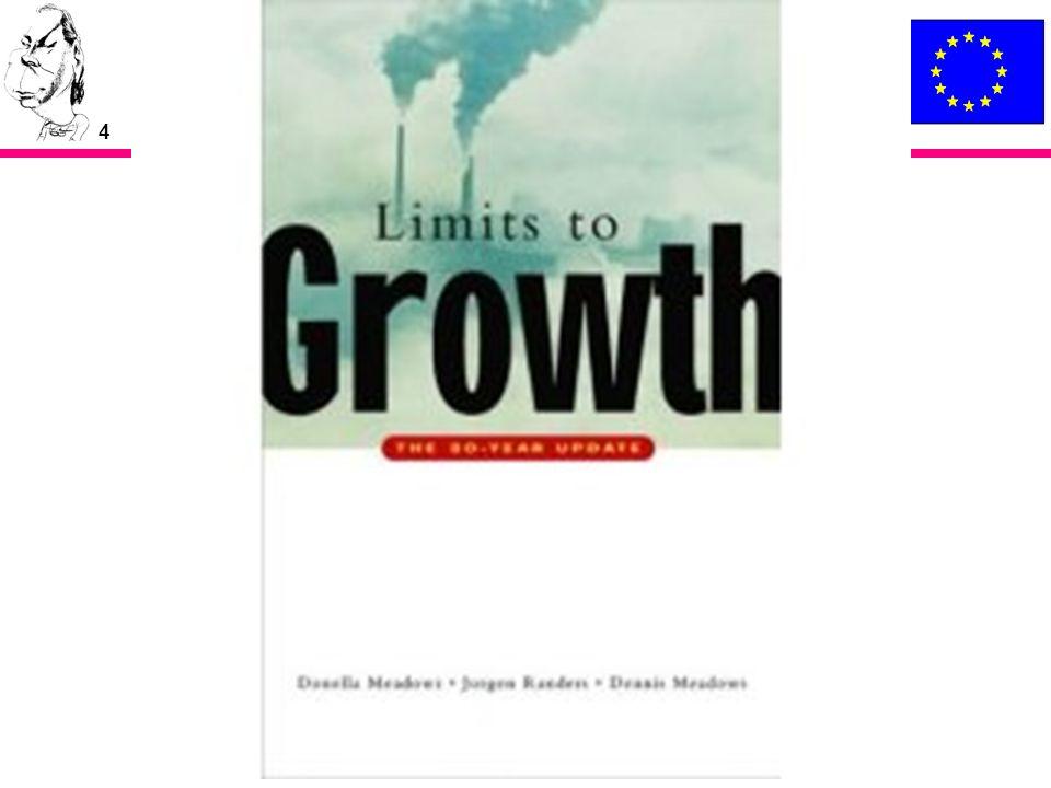 5 Le domande poste nel 1970 Le attuali politiche stanno conducendoci verso un futuro sostenibile o verso il collasso globale.