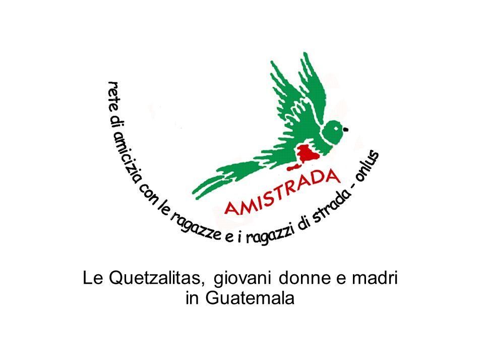 la domenica mattina di buonora la casa del Movimento, a Città del Guatemala, si riempie di giovani donne e numerosi bambini e bambine: i loro figli