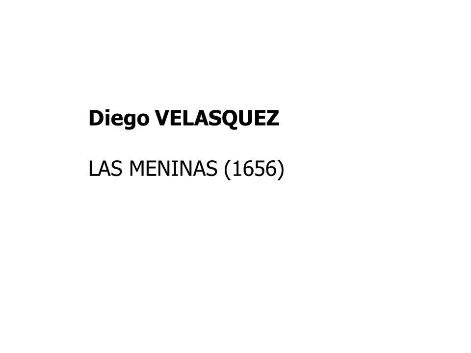 Diego VELASQUEZ LAS MENINAS (1656)