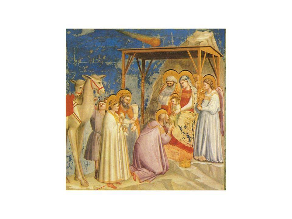 GIOTTO di BONDONE CAPPELLA DEGLI SCROVEGNI (1305)