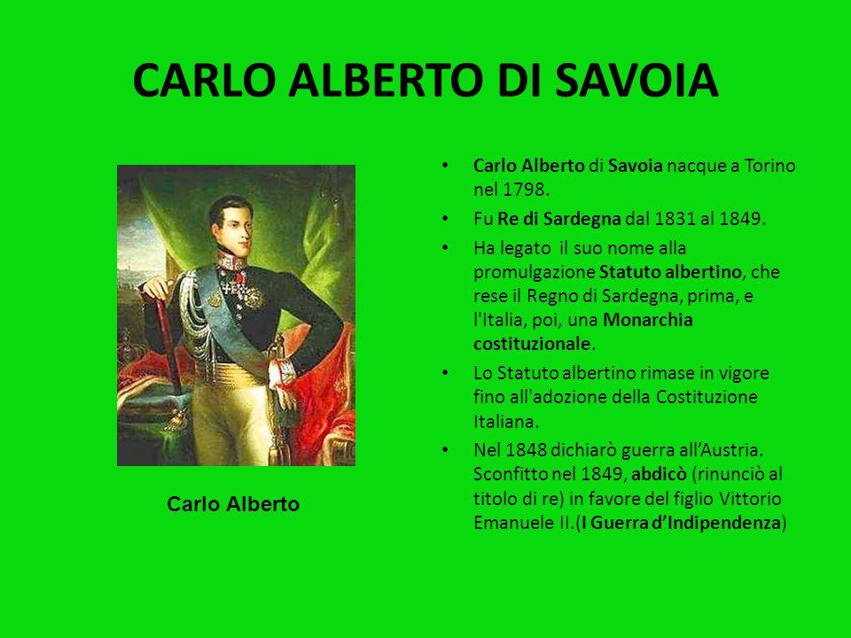 IL 1848 Anche in Italia il popolo insorse chiedendo soprattutto libertà e indipendenza : a Venezia cacciarono gli Austriaci e fu proclamata la Repubbl