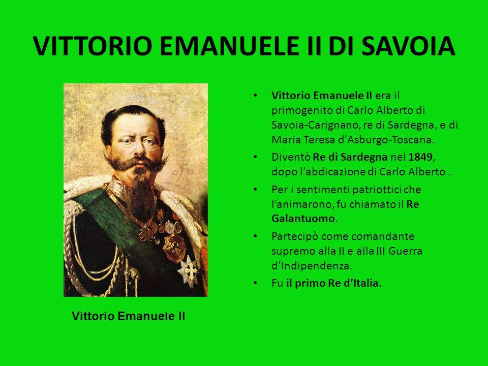 Carlo Alberto abdicò in favore del figlio Vittorio Emanuele II. Negli Stati italiani tutto tornò come prima: i vari sovrani, anche sotto la pressione