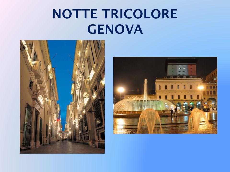 NOTTE TRICOLORE MILANO