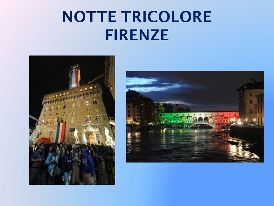 NOTTE TRICOLORE FIRENZE