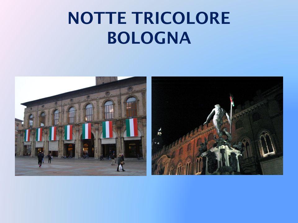 NOTTE TRICOLORE BOLOGNA
