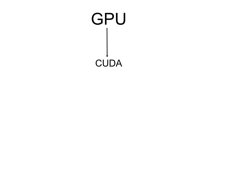 CUDA GPU