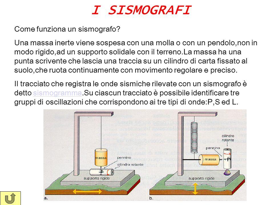 SISMOLOGIA La sismologia è lo studio delle onde elastiche (che provocano deformazioni dinamiche nei materiali nel momento in cui li attraversano),dett