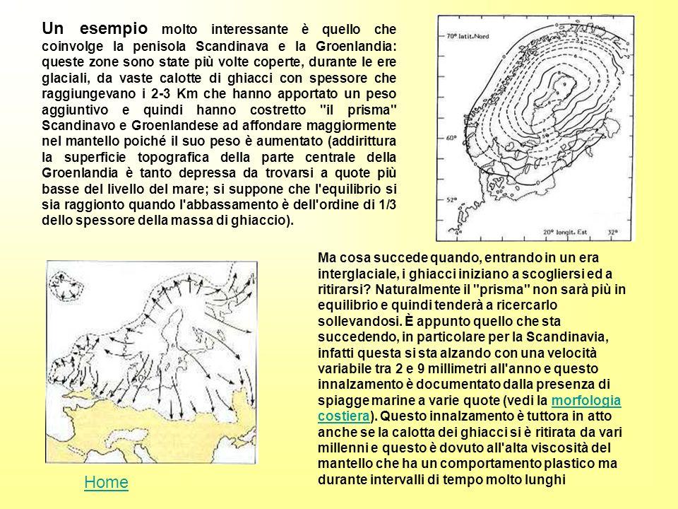 L idea della deriva dei continenti venne ripresa da Alfred Lothar Wegener nel 1910, esaminando la carta geografica dei due emisferi, notando la concordanza delle coste atlantiche.