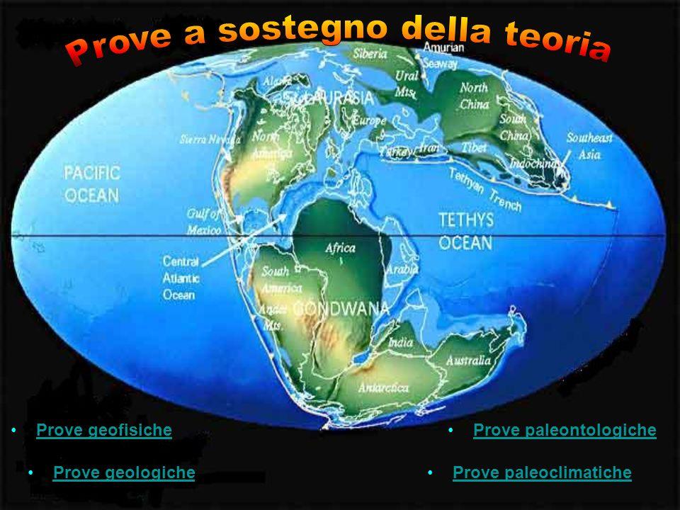 Lanalisi topografico-statistica della superficie terrestre rivela due livelli predominanti in corrispondenza dei continenti e dei fondi oceanici.