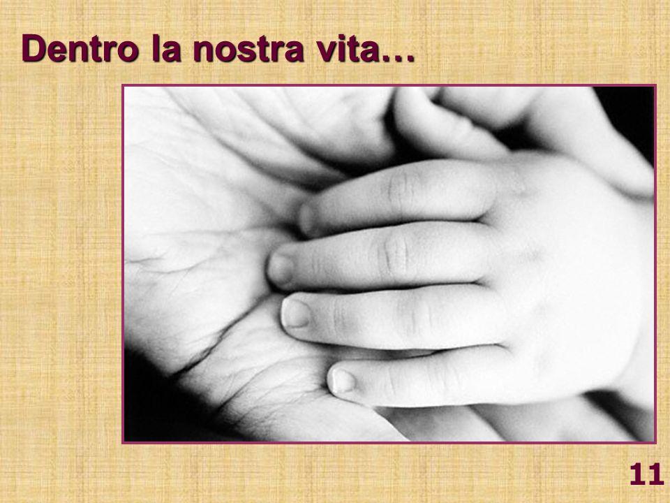 11 Dentro la nostra vita…