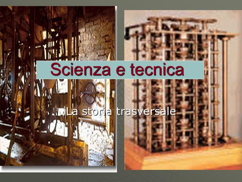 Quali rapporti fra scienza e tecnica.