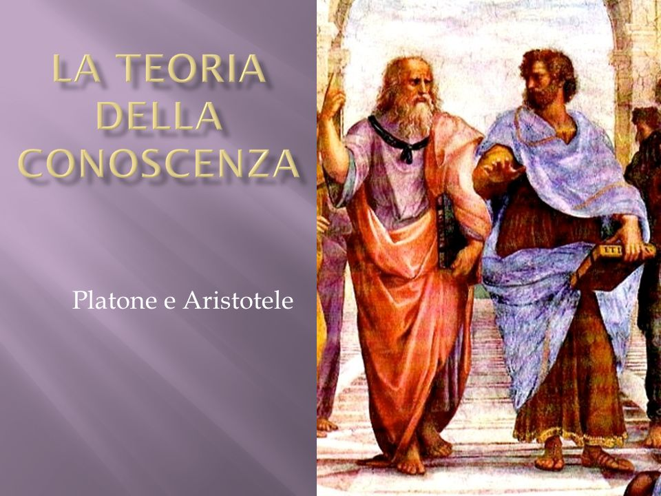 Secondo Platone OPINIONECONOSCENZA EIKASIAPISTISDIANOIANOESIS IMMAGINICOSE EMPIRICHEIPOTESIIDEE MONDO SENSIBILEMONDO INTELLEGIBILE