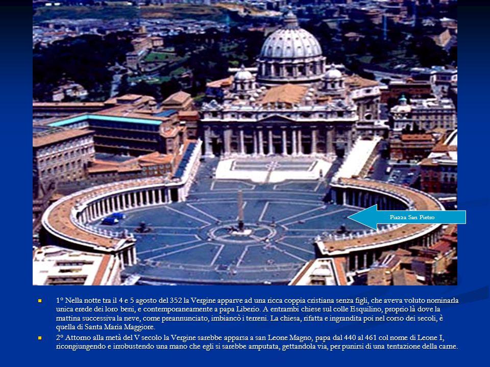 Facciata della Basilica di San Pietro 3.