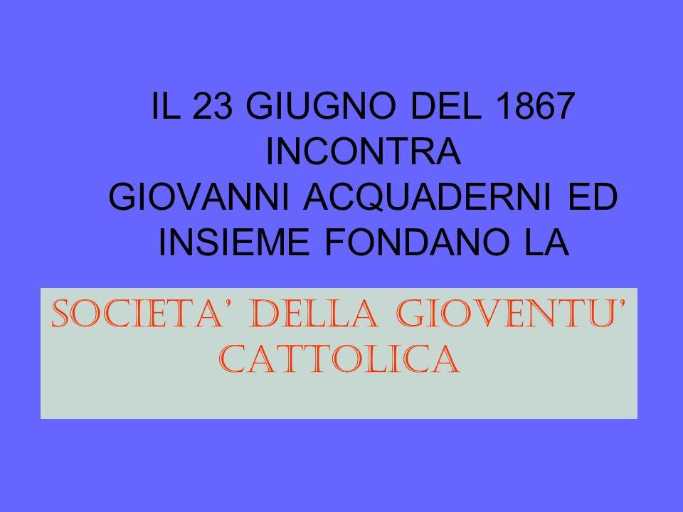 MARIO FANI Mario Fani nasce a Viterbo nel 1845 e studia a Roma dai benedettini di San Paolo fuori le Mura. In tutta la sua giovane età, aveva sempre m