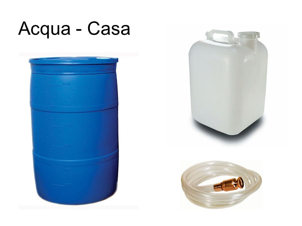 Acqua - Casa