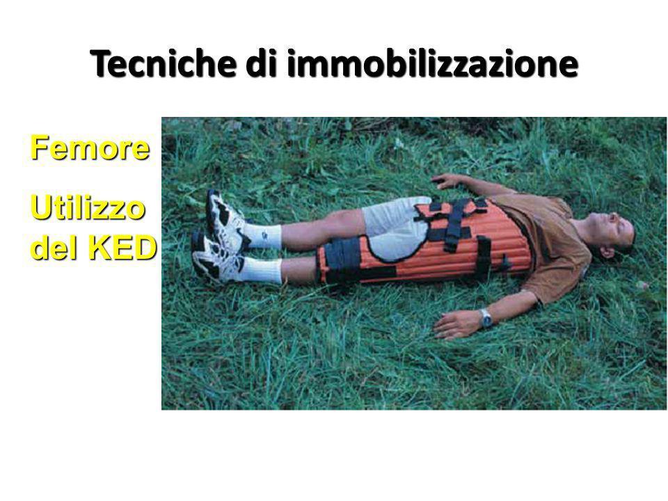 Femore Utilizzo del KED