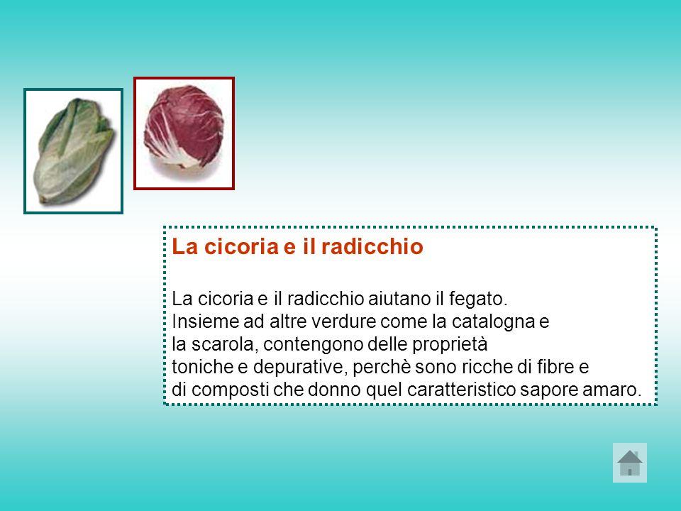 I Cavoli I cavoli prevengono i tumori.