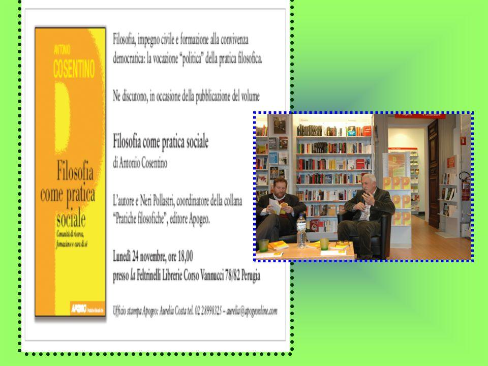 … in occasione del 3° Corso Nazionale: incontri in libreria con la cittadinanza