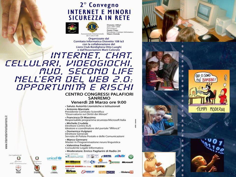 3° Convegno Distrettuale a Tema Internet e Minori - Sanremo 2 Aprile 2009