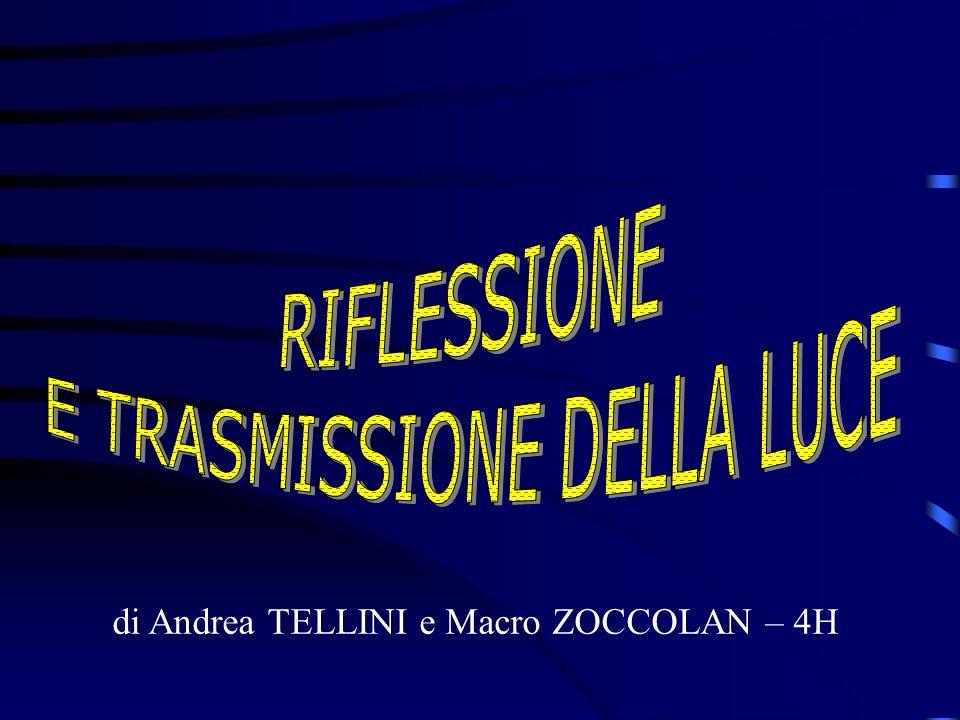di Andrea TELLINI e Macro ZOCCOLAN – 4H