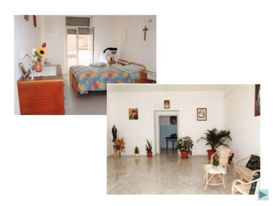 Via Luigi Sturzo Santa Maria di Leuca Tel: 0833/758555 Fax: 0833/758625 La residenza e' una struttura predisposta ad accogliere persone autosufficient