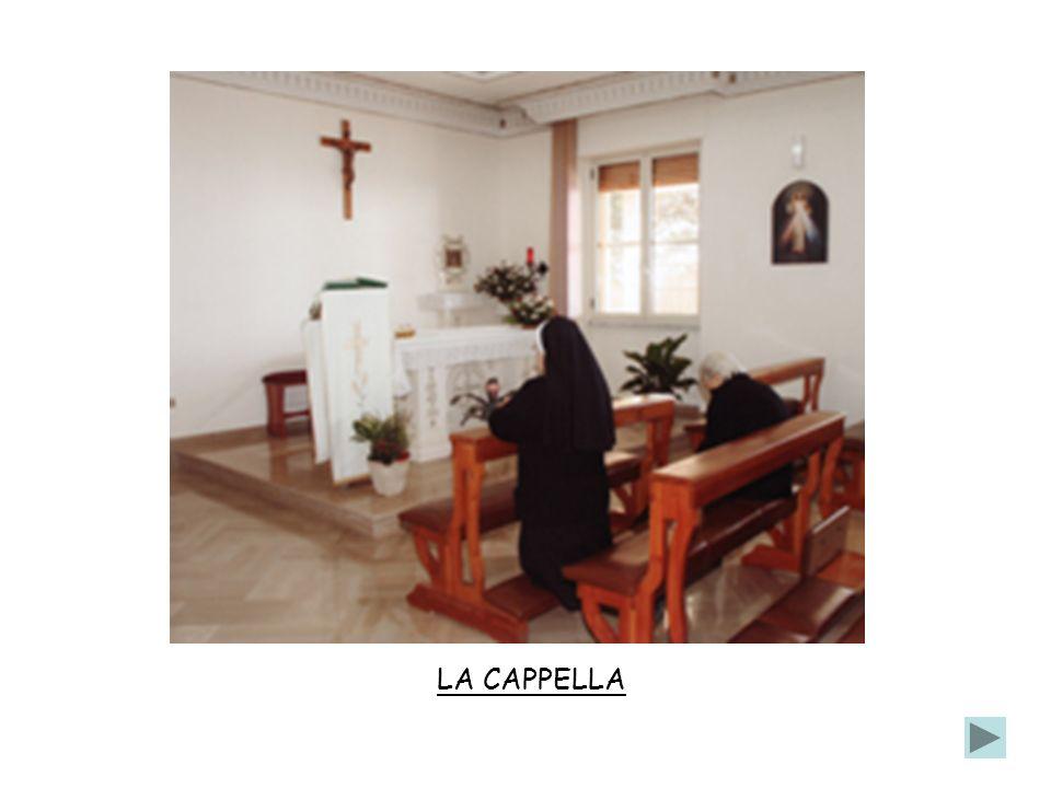 Lassistenza e la tutela dellOspite è garantita da personale religioso e laico che si prende cura degli Ospiti nel corso delle 24 ore.