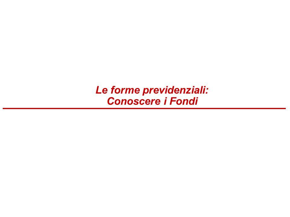 www.mefop.it Le forme previdenziali: Conoscere i Fondi
