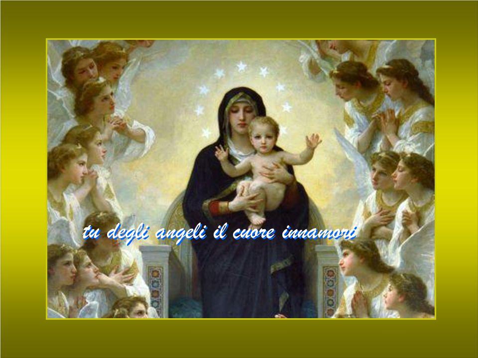 tu degli angeli il cuore innamori tu degli angeli il cuore innamori