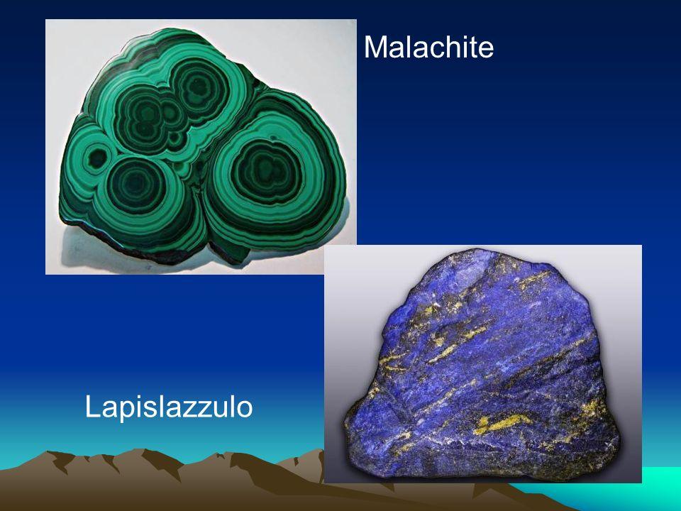 IL COLORE IL COLORE Il colore non è sempre indicativo perché la presenza di una piccola impurità può far mutare il colore al minerale ( ad es. il quar