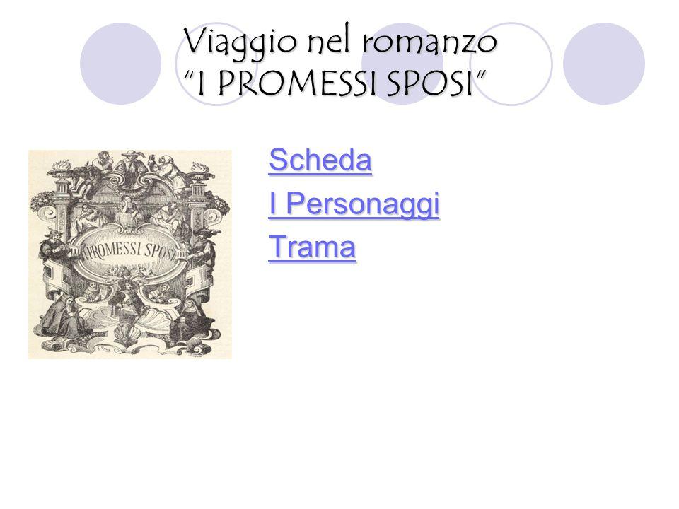 Titolo:I Promessi Sposi.