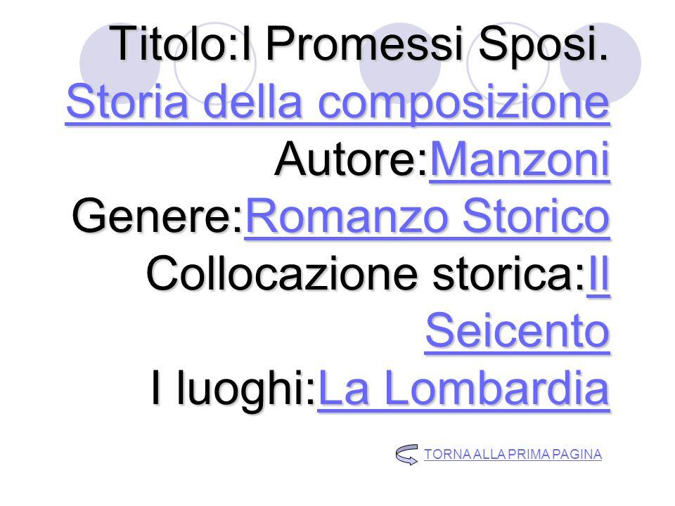 AZZECCA-GARBUGLI Nel romanzo di Alessandro Manzoni I Promessi Sposi , Azzecca-garbugli è l avvocato di Lecco (a quel tempo chiamato dottore).