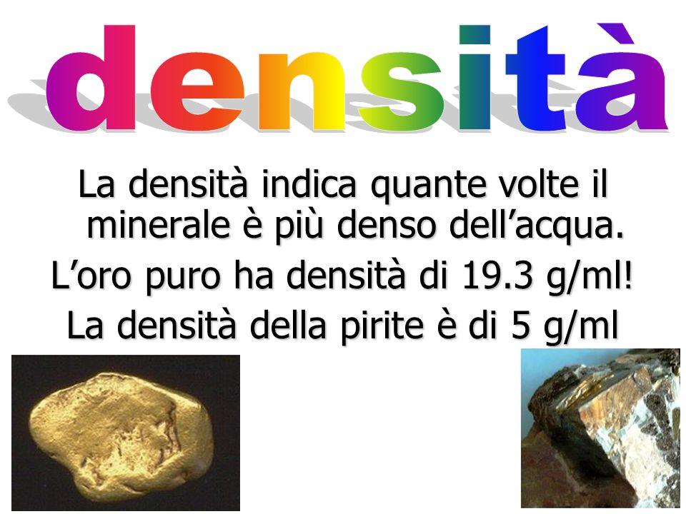 Indovina! Questo minerale presenta sfaldatura o frattura? Dei quattro minerali più comuni, quale è il più duro? Sfaldatura! Il quarzo!