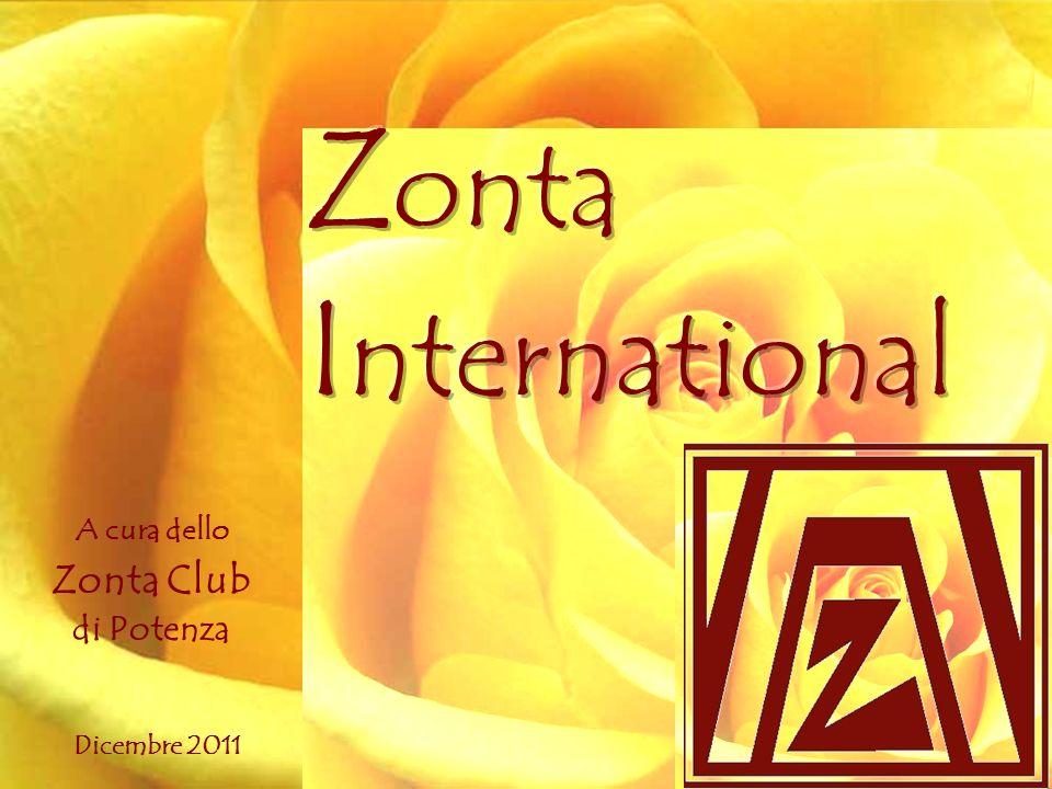A cura dello Zonta Club di Potenza Dicembre 2011