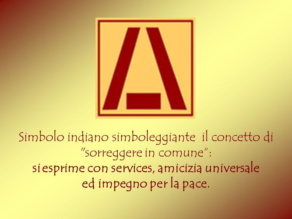 Simbolo indiano simboleggiante il concetto di