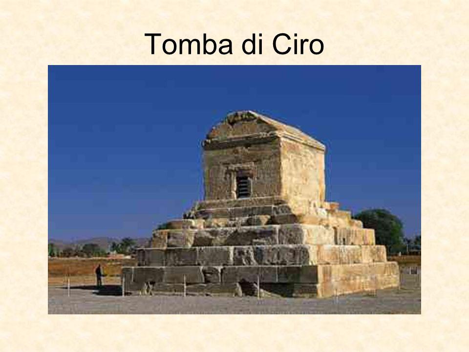 Tomba di Ciro