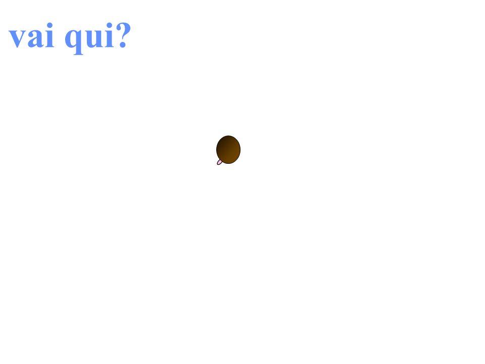 Se ti dico: spostati di 2 metri, in direzione x, verso il +, a partire da A poi spostati di 3 metri, in direzione y, verso il +, a partire da dove sei arrivato.