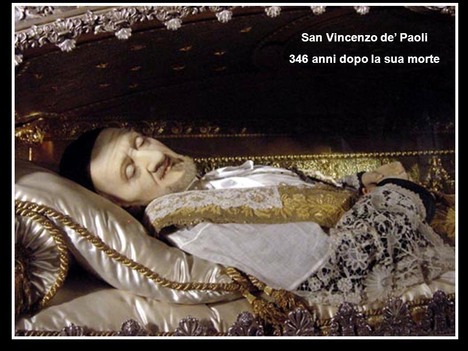 San Vincenzo de Paoli 346 anni dopo la sua morte