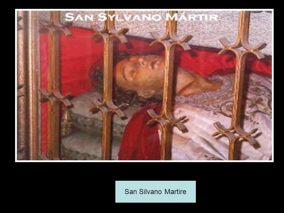 San Silvano Martire