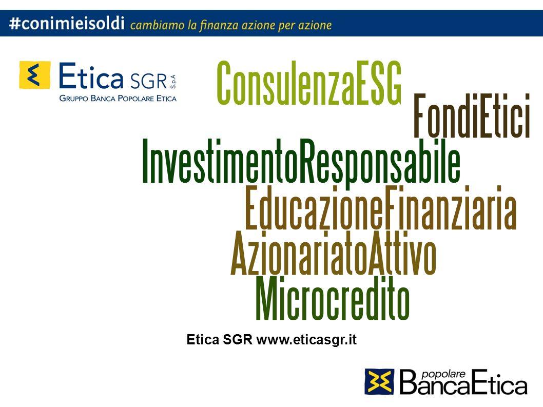Etica SGR www.eticasgr.it