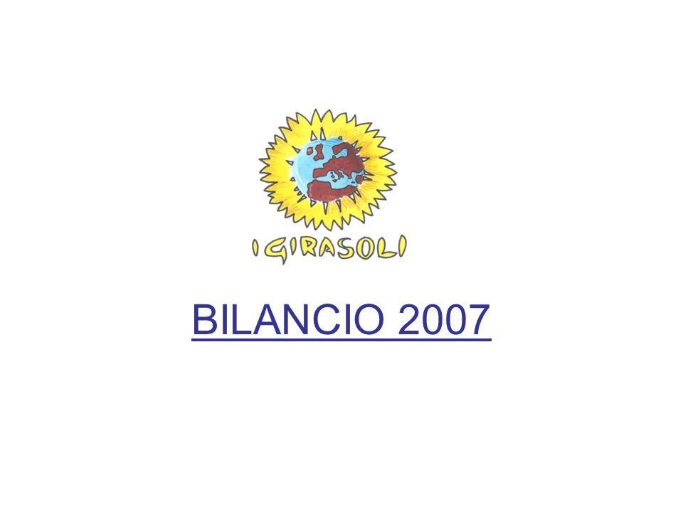 BILANCIO 2007