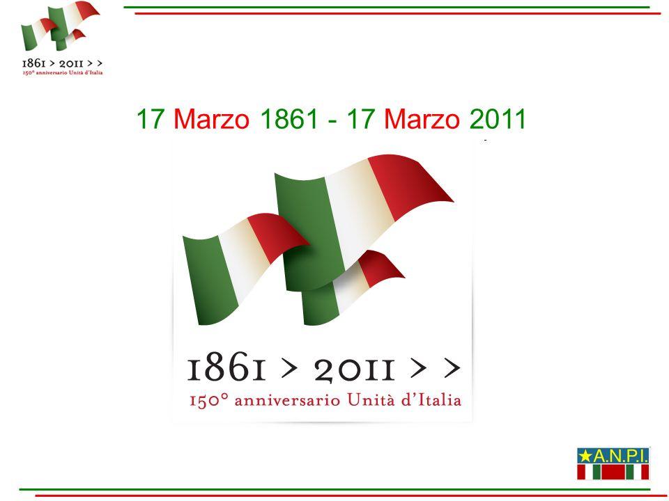 17 Marzo 1861 Proclamazione del Regno dItalia Vittorio Emanuele II Re dItalia … ma quanta strada per arrivare a questa cartina.