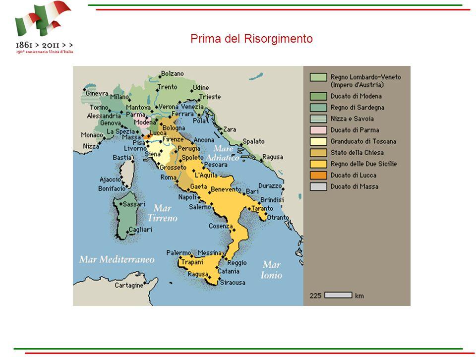 Le Cinque giornate di Milano – 18-22 marzo 1848.La ribellione di Venezia – 17-22 marzo 1848.
